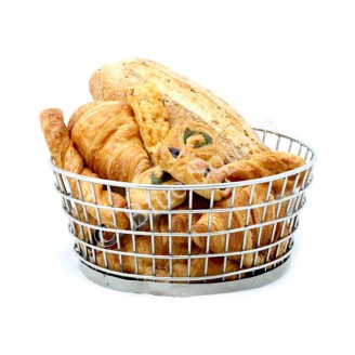 Bread basket round