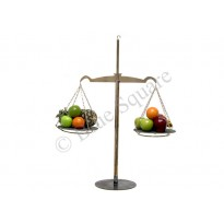 Buffet stand hanging design