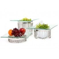 Buffet stand Chandlier design