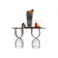 Buffet-Cocktail table, Infinity Design
