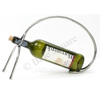 Red Wine Holder Wire Design